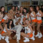 WB and the Hooters gals